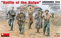 """Battle of the Bulge"", Ardennes 1944"