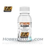 XTREME CLEANER for Xtreme metal colour range