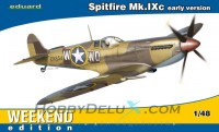 Spitfire Mk.IXc early version