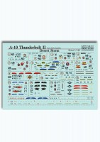 Декали Print Scale A-10 Thunderbolt II  Wet decal